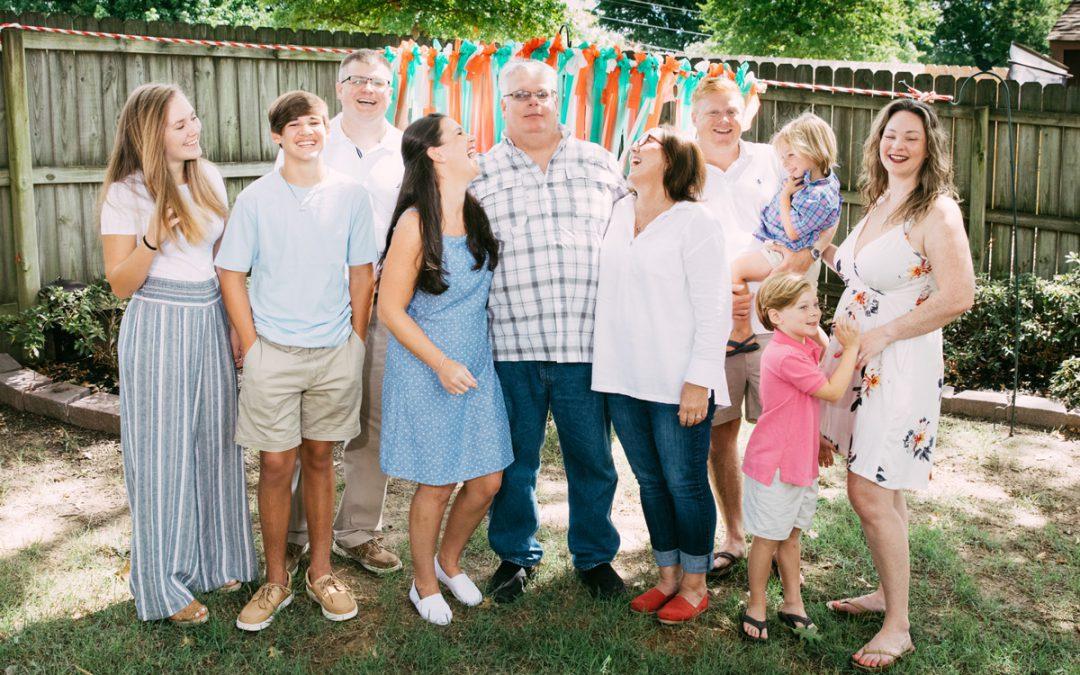 Memphis Photography – Sprague Family Session