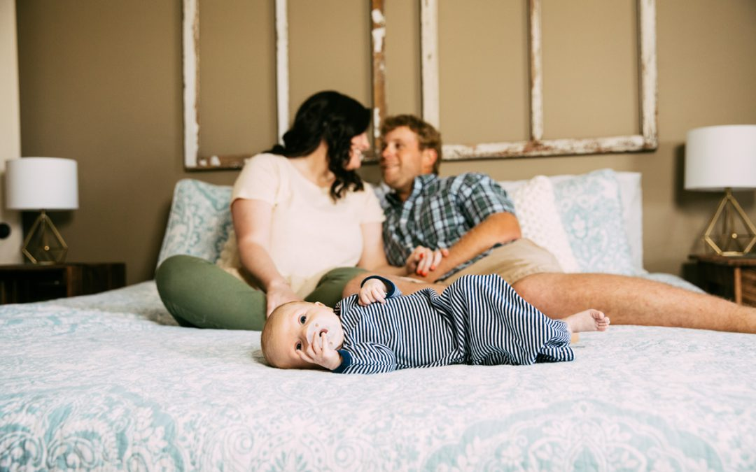 Memphis Newborn Photography | Thomas