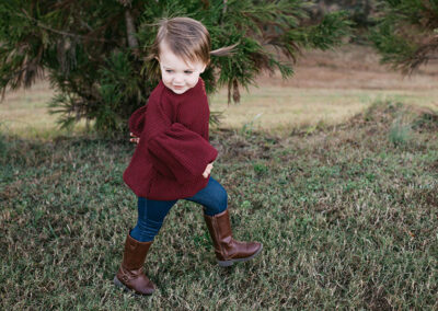 Presley Fall Family Session 098