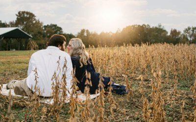 Memphis Engagement Photography | Kelsey + Dalton